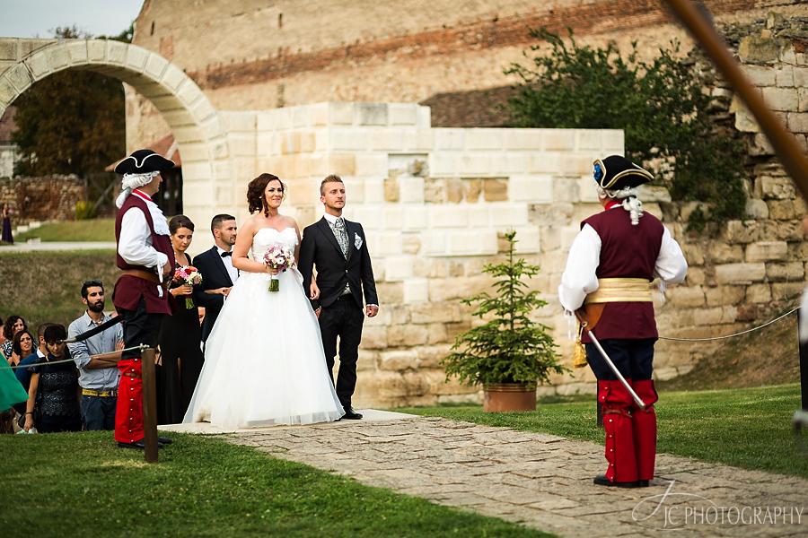 34 Nunta Traseul celor trei fortificatii