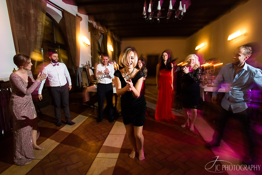 43 Fotografii nunta party