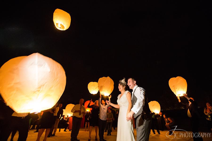 50 Lampioane nunta Hotel Medieval
