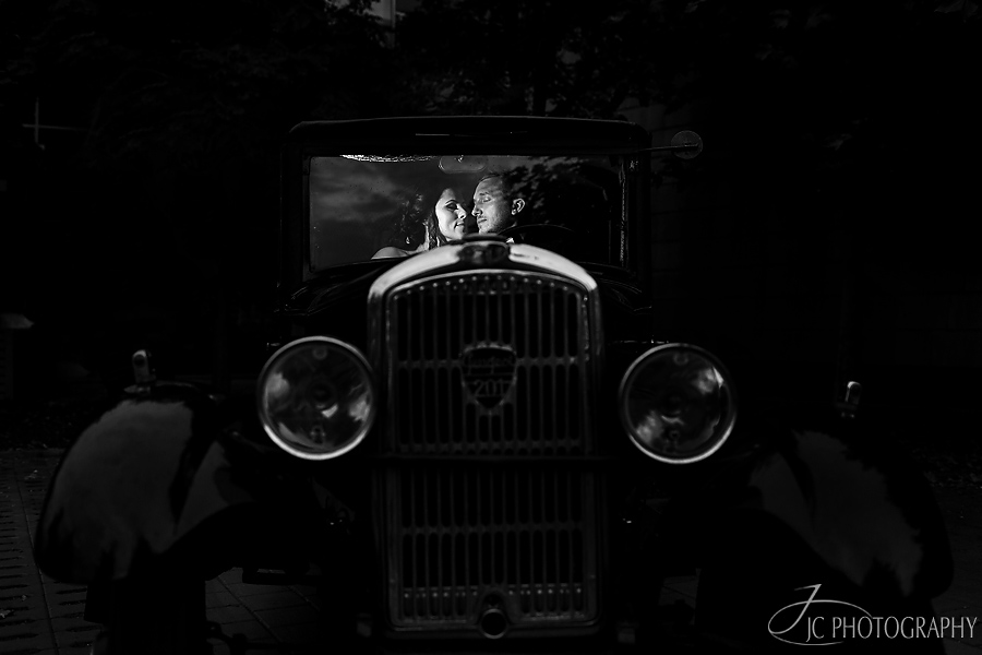 62 Fotografii nunta masina epoca Alba Iulia