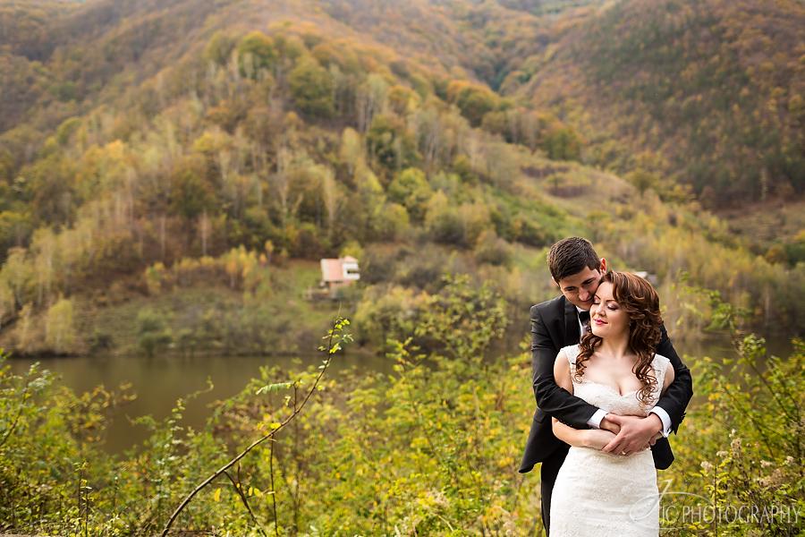 12 Sesiune foto dupa nunta Baraj Capalna