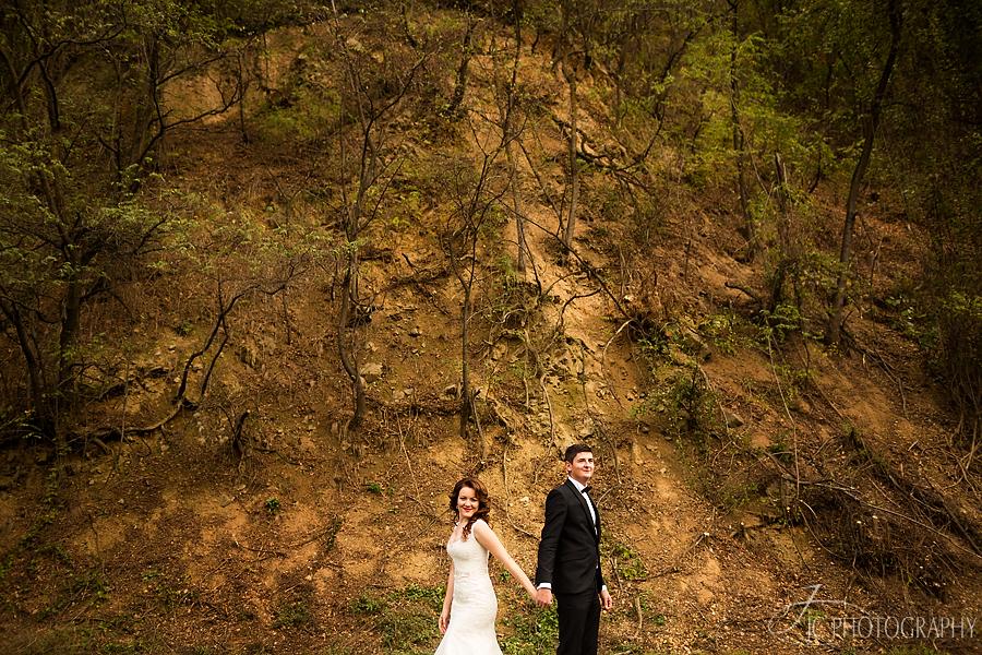 14 Sesiune foto dupa nunta Valea Sebesului