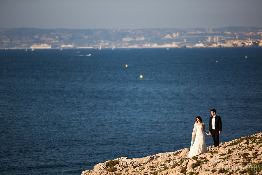 16 Fotografii nunta Marseille