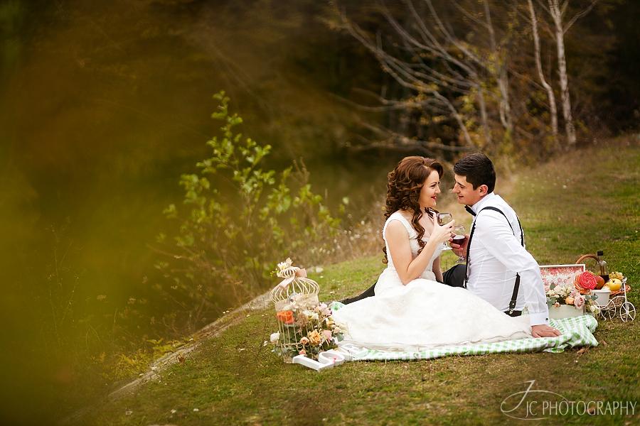 20 Sesiune foto dupa nunta Barajul Capalna