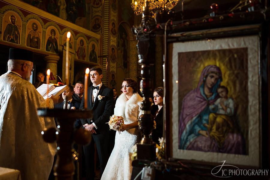 22 Fotografii ceremonia religioasa nunta
