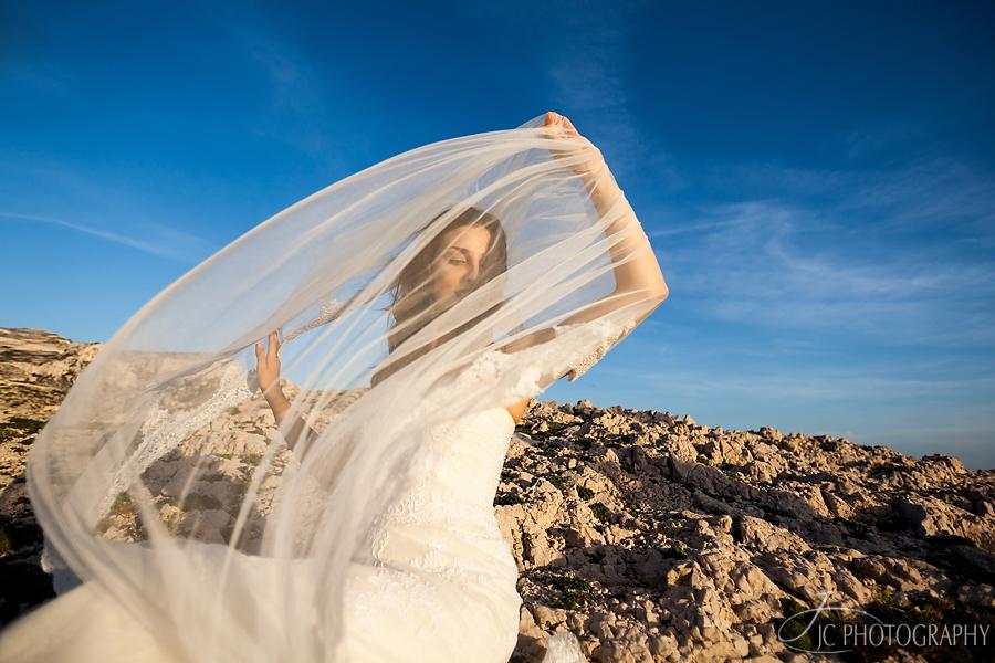 22 Sesiune foto dupa nunta Franta Marseille