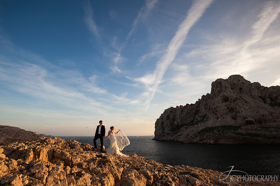 23 Trash the dress Marseille-destination wedding photographer JC Photography