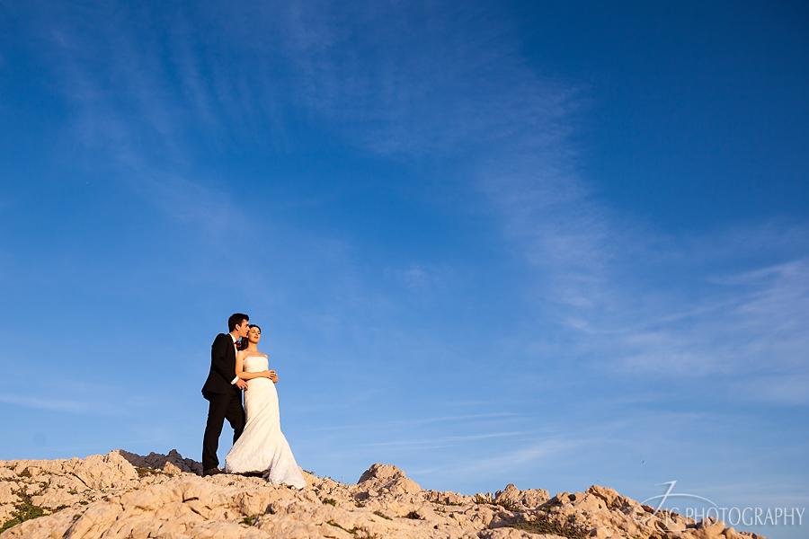 24 Sesiune foto dupa nunta Franta Marseille