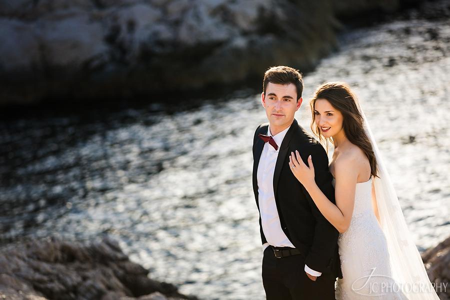 Fotografii nunta Marseille Franta