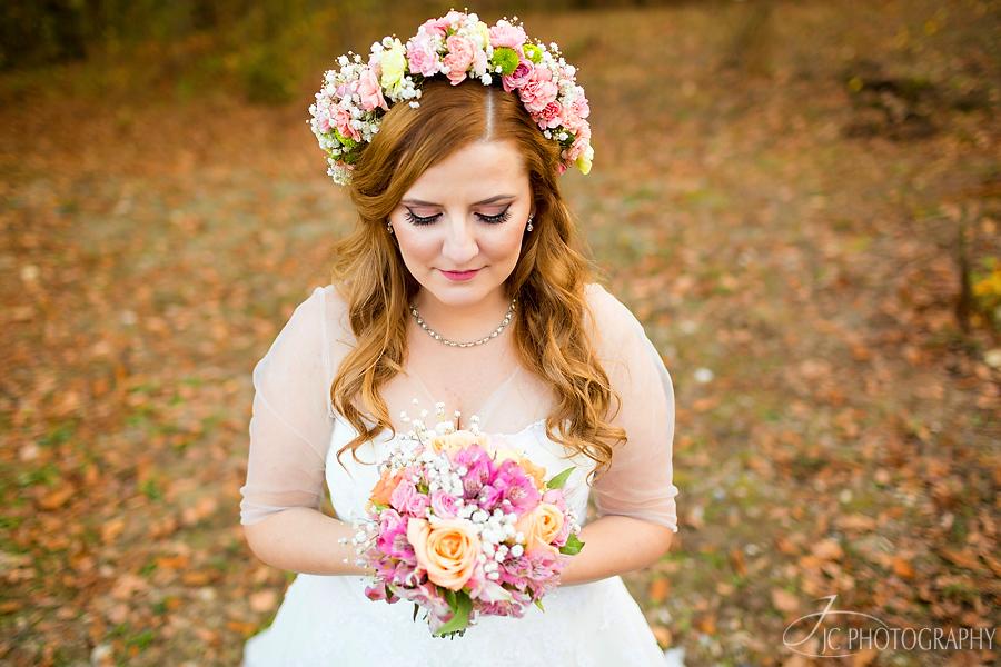 19 Fotografii nunta toamna