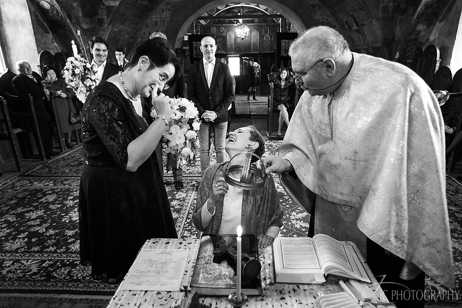 19 Fotografii ceremonia religioasa nunta