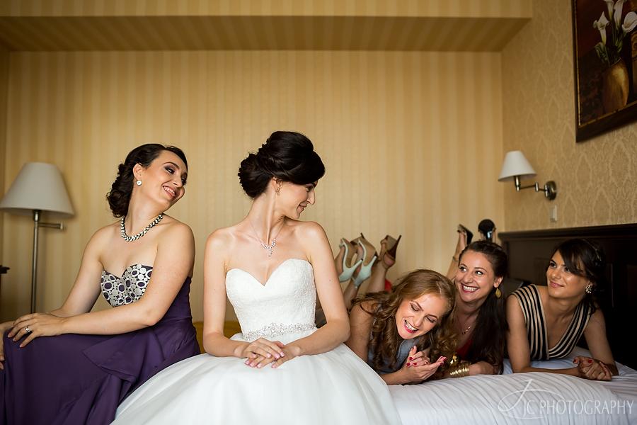 10 Fotografii nunta Ramada Bucuresti