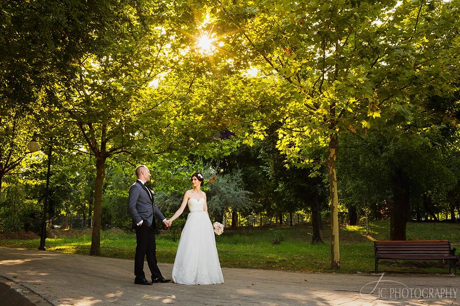 30 Sesiune foto nunta Parcul Bordei