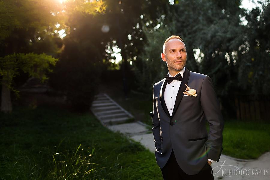 35 Portret mire costum Gentleman's Corner