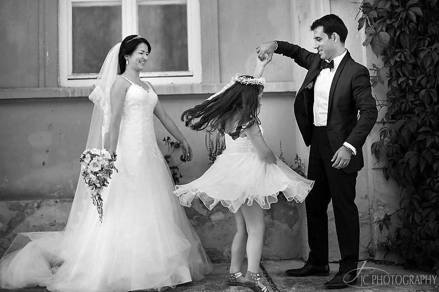 36 fotografii de nunta