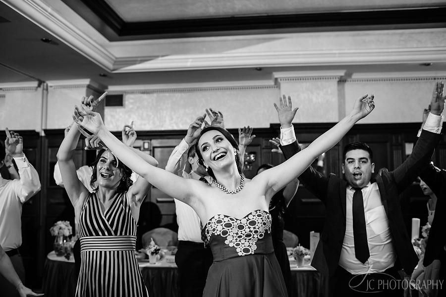 46 Fotografii party nunta Ramada Bucuresti