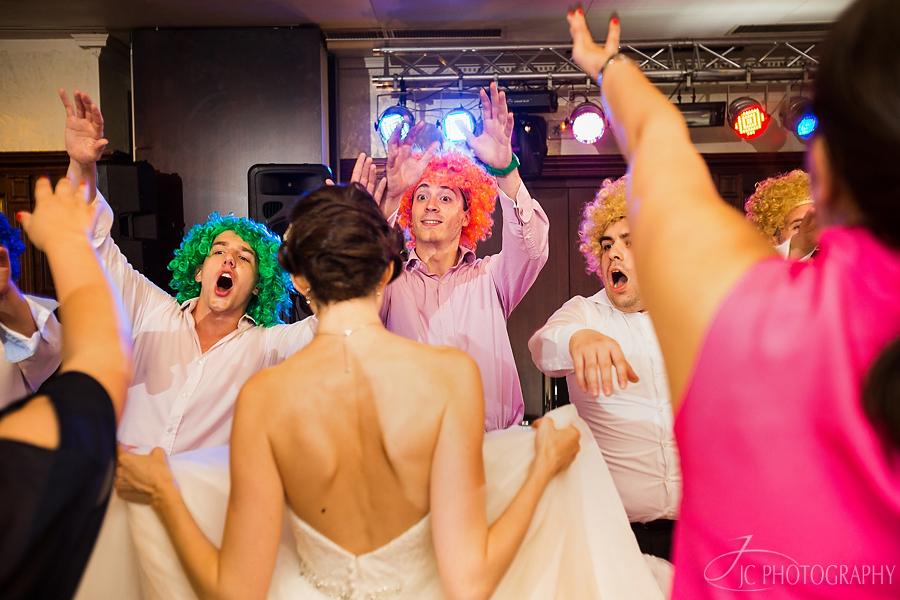 56 Fotografii party nunta