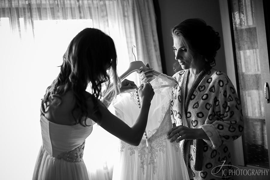 02 Fotografii nunta pregatiri mireasa