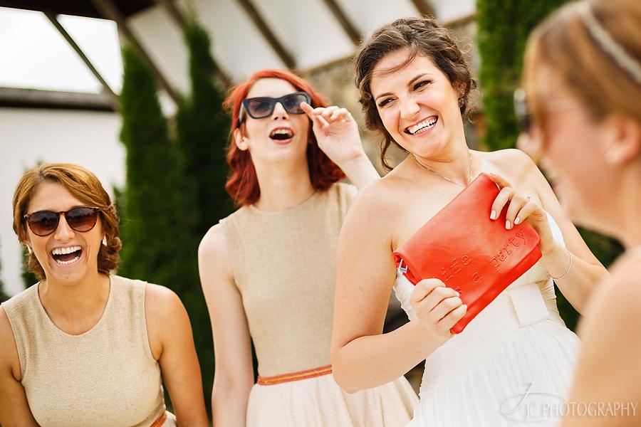 11 Fotografii nunta mireasa si domnisoare
