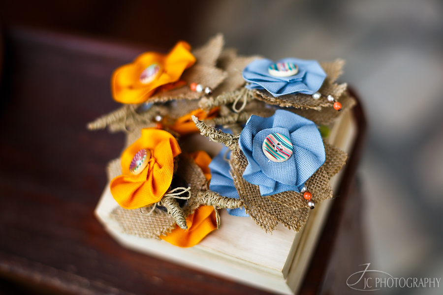 13cocarde handmade nunta