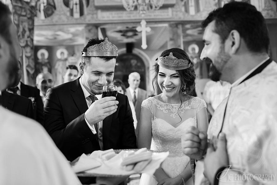16 Fotografii ceremonia religioasa nunta