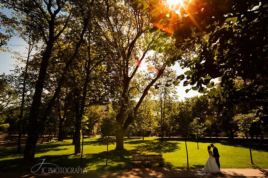 17 Fotografii nunta Parc Bistrita