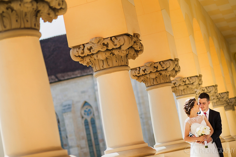 20 Fotografii nunta Catedrala Alba Iulia