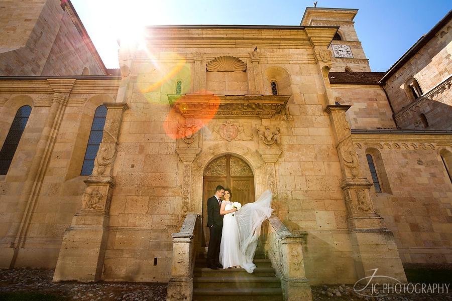 23 Fotografii nunta catedrala catolica Alba Iulia