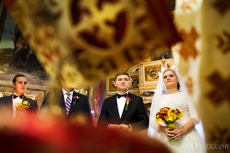 18 Fotografii biserica Zlatari nunta Bucuresti