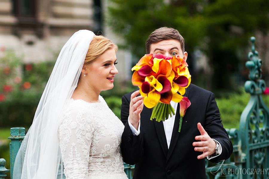 28 Fotografii nunta Bucuresti Intercontinental