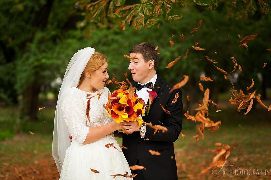 36 Fotografii nunta toamna Bucuresti