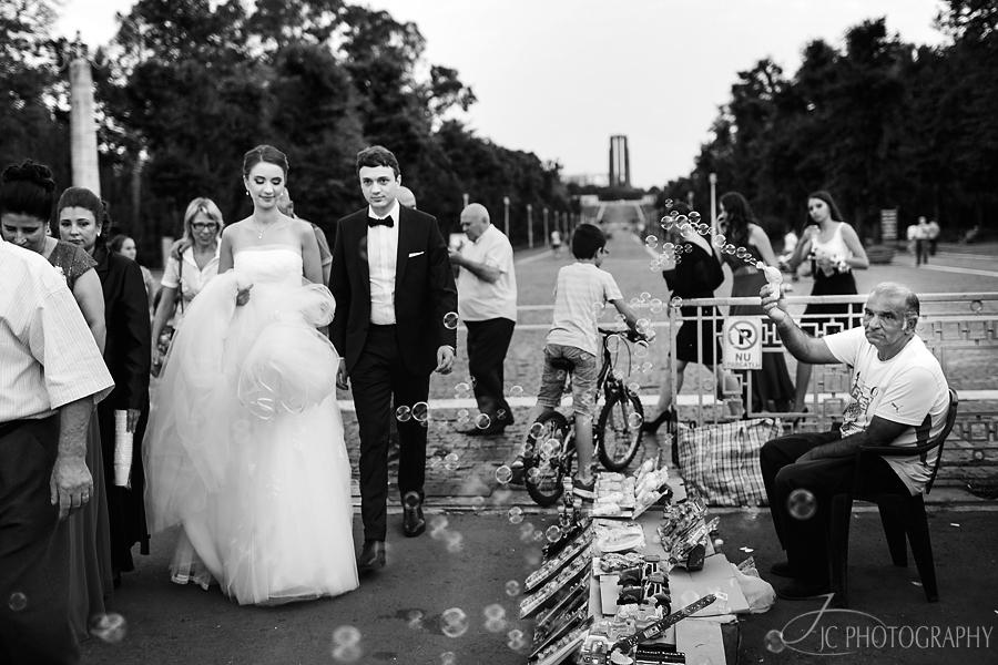 39 Fotografii nunta Bucuresti parc