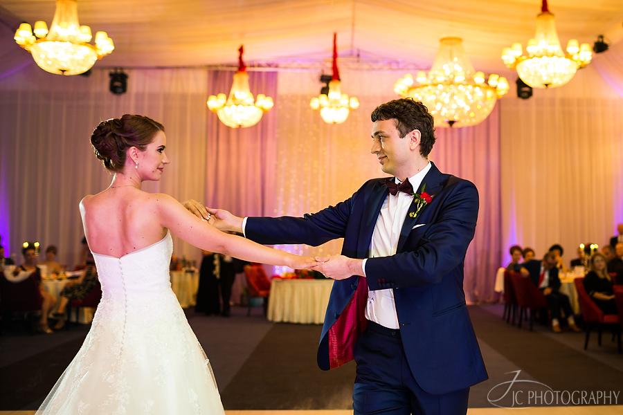 43 Nunta Rin Grand Bucuresti dansul mirilor