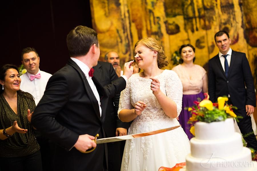 56 Fotografii nunta Bucuresti Intercontinental