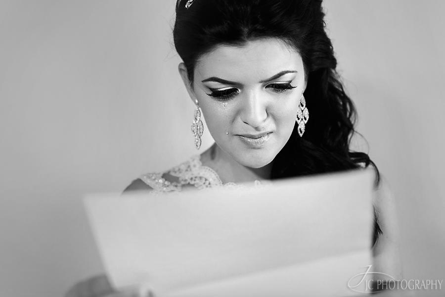 10 fotografii de nunta in Bistrita