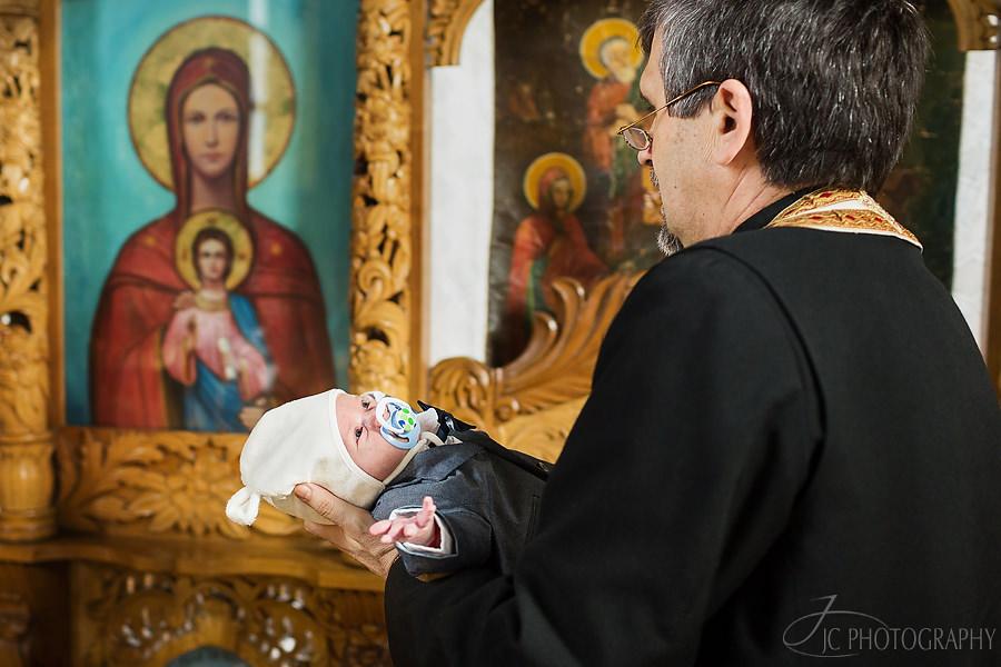 12 Fotografii botez Alba Iulia