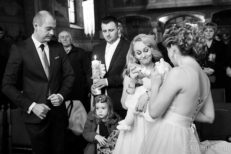 14 Fotografii botez Alba Iulia