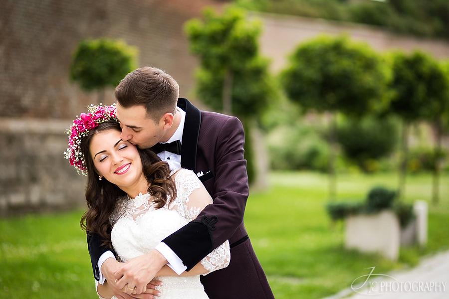 02 Sesiune foto dupa nunta cetate Alba Iulia