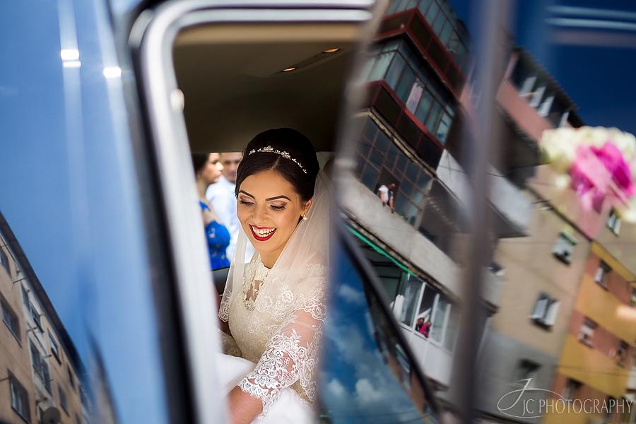 12 Fotografii nunta portret mireasa