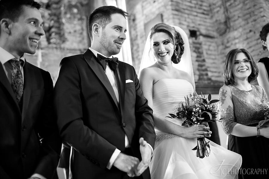 14 Fotografii nunta Capela Stirbey Buftea