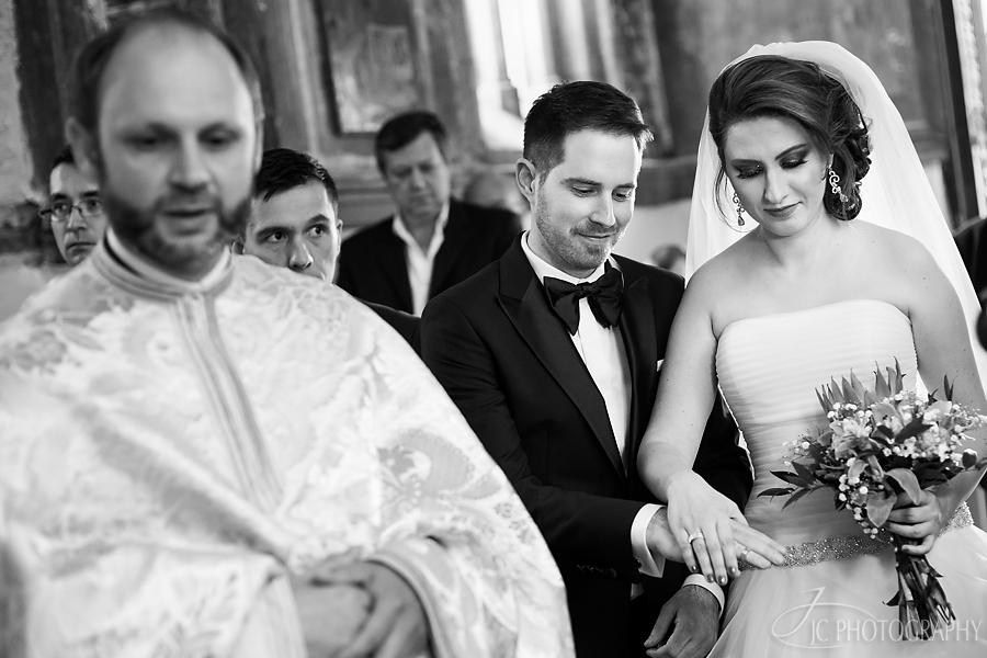 16 Fotografii nunta Palatul Stirbey