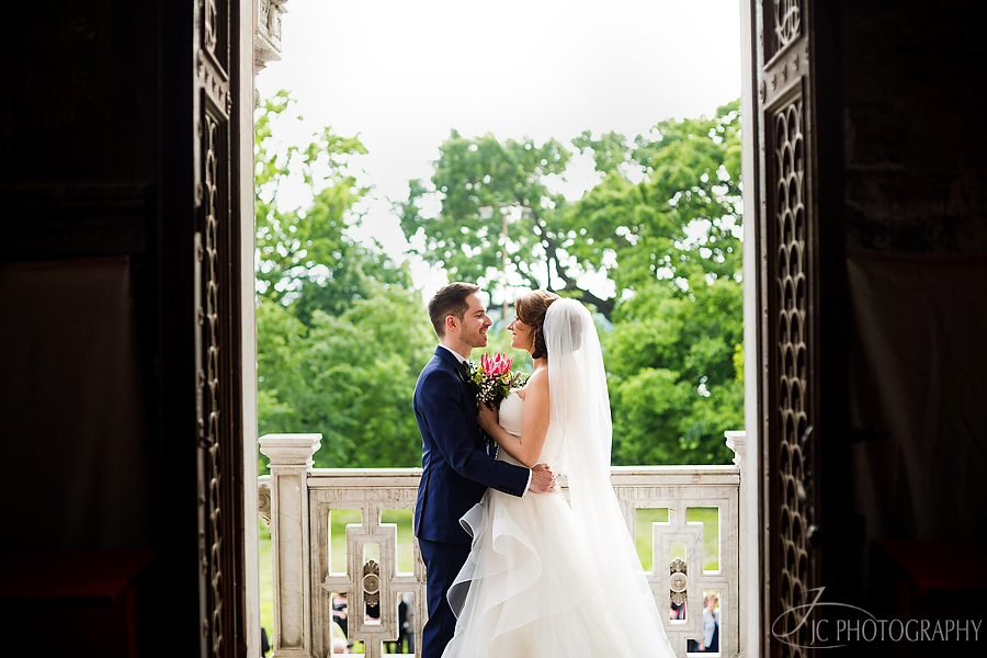 22 Fotografii nunta Palatul Stirbey