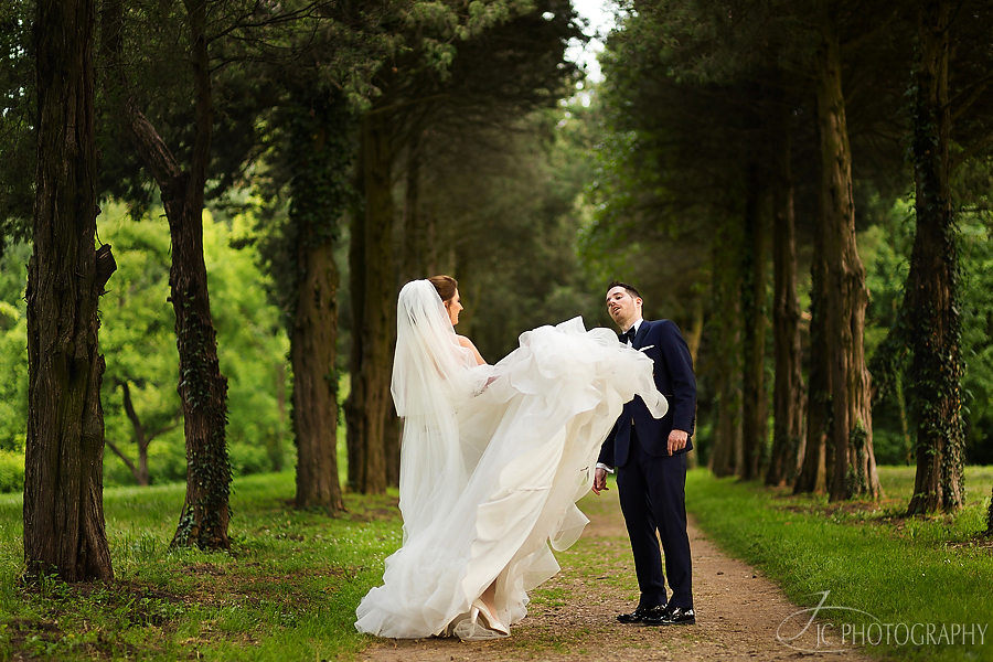 34 Fotografii nunta Palatul Stirbey
