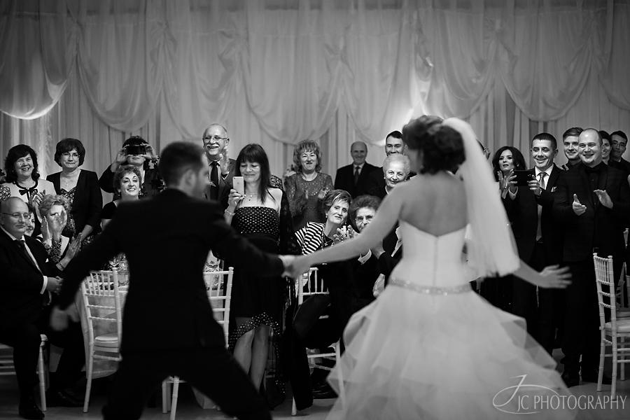 49 Fotografii dansul mirilor  Palatul Stirbey
