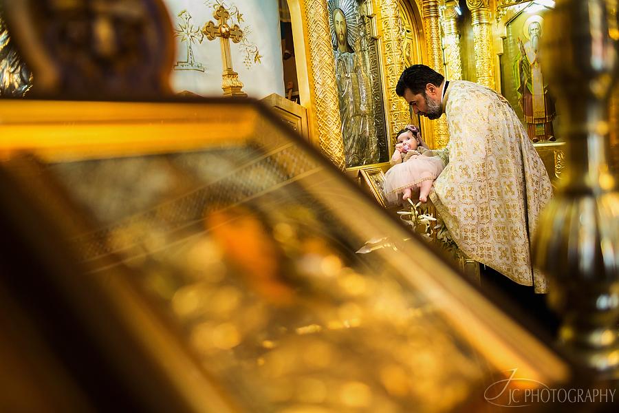 11 Fotografii botez Bucuresti