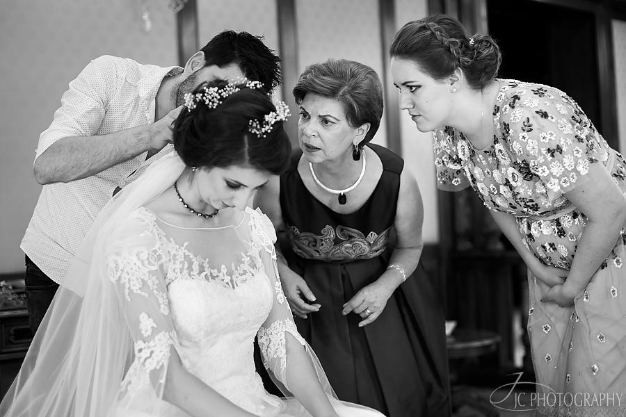 19 Fotografii pregatiri nunta Bucuresti