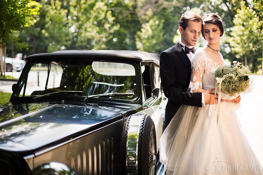 35 Masina epoca nunta Bucuresti