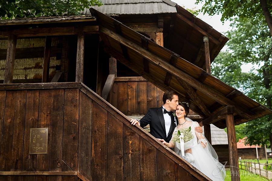 39 Fotografii nunta Muzeul Satului