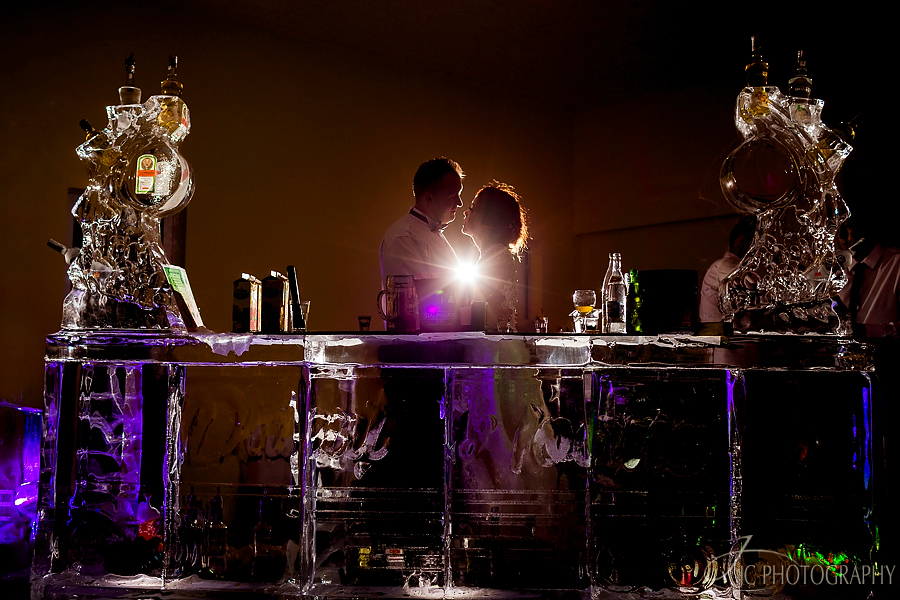 40 Bar de gheata nunta Orastie