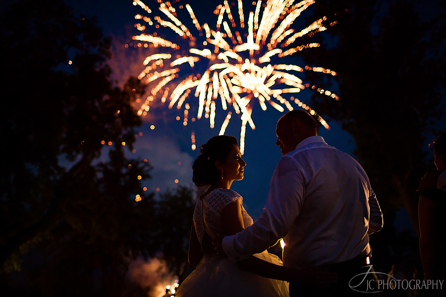 48 Artificii nunta domeniile Martinutzi